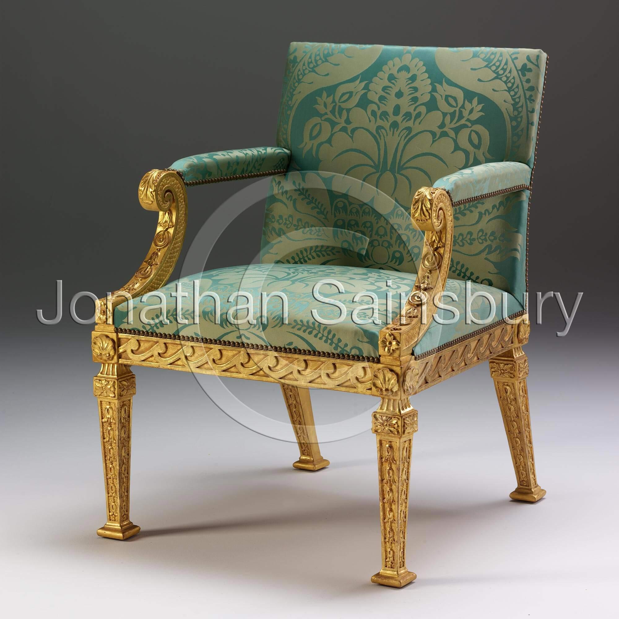 Kent Library Armchair | Jonathan Sainsbury
