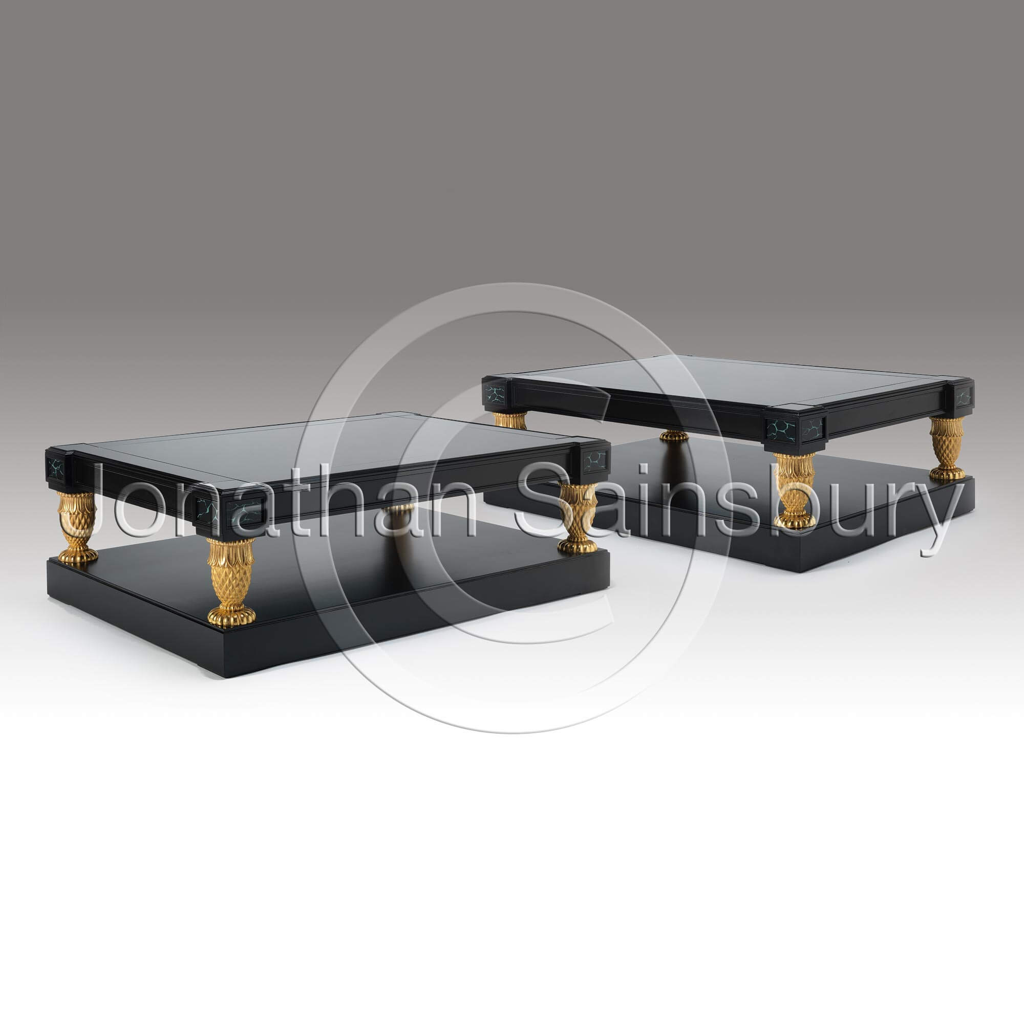 Lacquer Empire Coffee Table