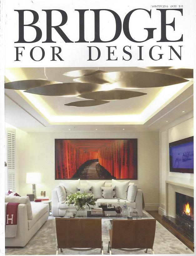 Bridge For Design Front Cover