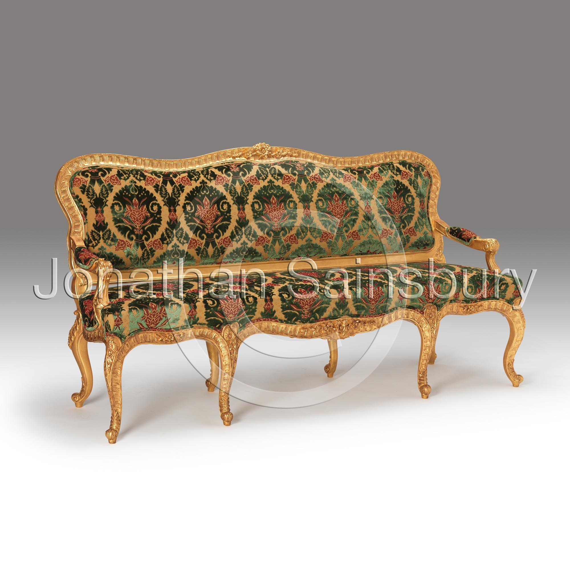 polesden lacey sofa jonathan sainsbury. Black Bedroom Furniture Sets. Home Design Ideas