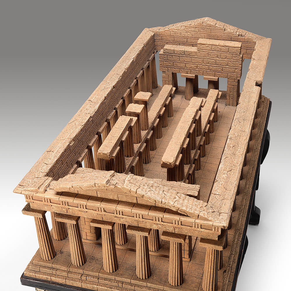 Temple of Poseidon (or Hera)