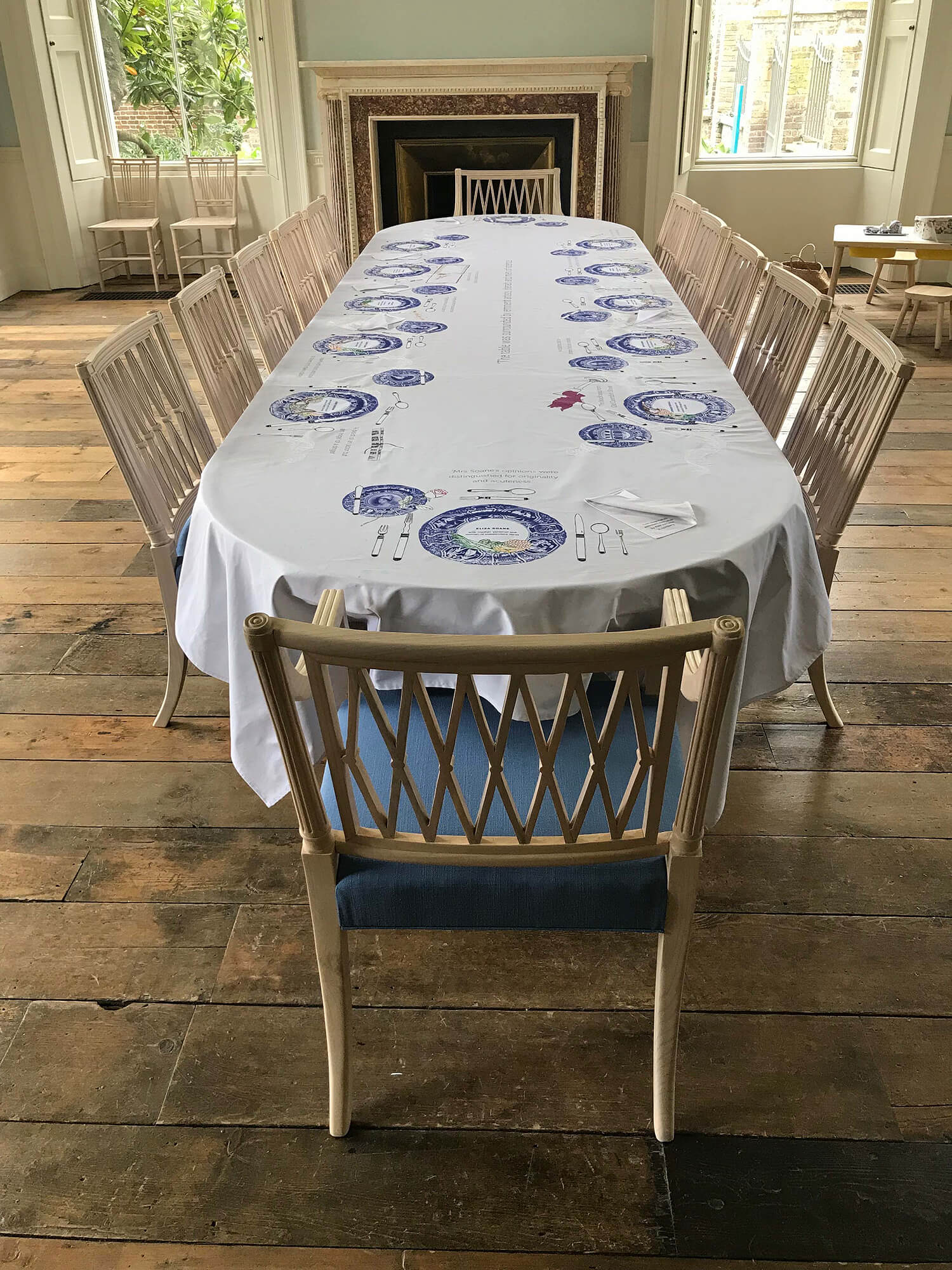 Pitzhanger Dining Chairs